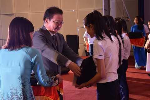 Ông Yamamoto Toshiro - Tổng Giám đốc Công ty Quadrille Việt Nam