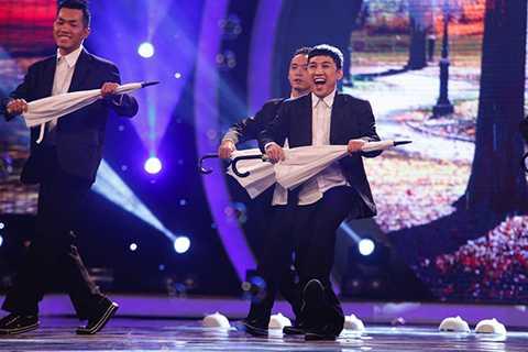 Sự hồn nhiên dù ở trong bất kì vai trò nào của Don trên sân khấu đã mang về cho anh 160 phiếu bầu trên tổng số 200 khán giả.