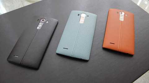 LG G4 bản da đã về với mức giá tốt.