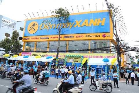 Điện máy Xanh dự kiến sẽ mở rộng đến 70 siêu thị vào cuối năm nay