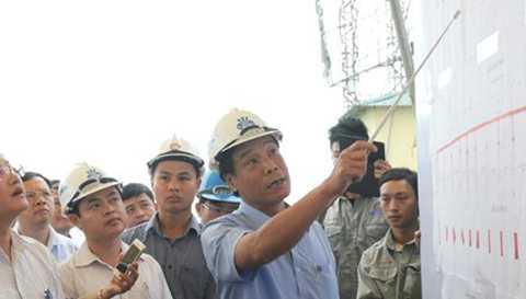 Ông Cấn Hồng Lai (người đang thuyết trình) là trường hợp được tư nhân tin tưởng giao việc sau cổ phần hóa. Ảnh: Bảo An.