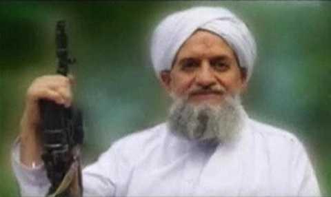 Thủ lĩnh mạng lưới khủng bố al Qaeda Ayman al-Zawahri