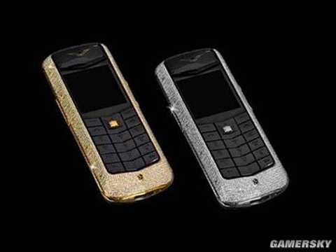 Nokia Vertu Diamond