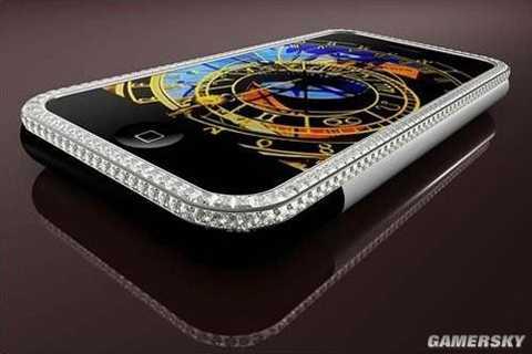 Apple iPhone Princess Plus cũng là một trong những điện thoại đắt nhất hành tinh