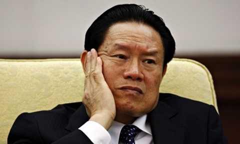 Ông Chu Vĩnh Khang được truyền thông phương Tây gọi là 'trùm an ninh' Trung Quốc