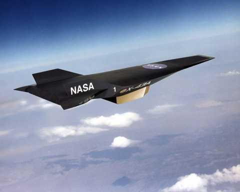 Boeing X-43.