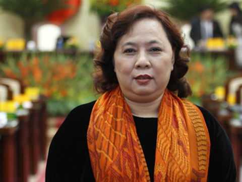 Bà Nguyễn Thị Bích Ngọc. Ảnh: Tuổi trẻ