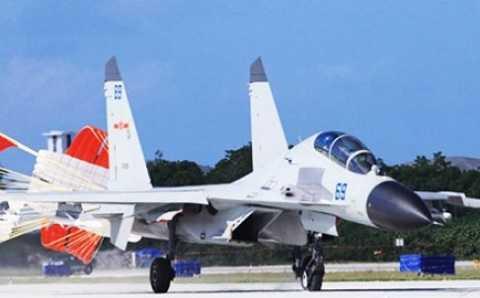 Máy bay của Hải quân Trung Quốc
