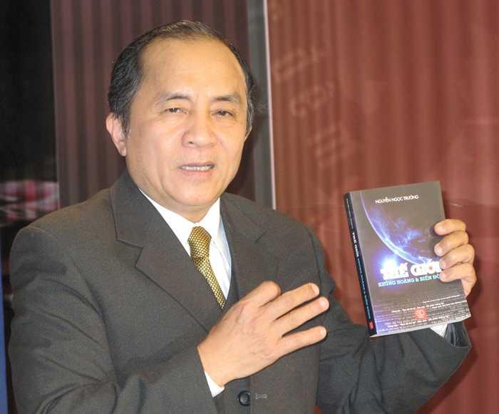 Cựu Đại sứ Việt Nam tại 5 quốc gia, Tiến sỹ Nguyễn Ngọc Trường