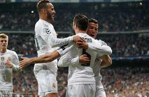 Nacho ghi bàn duy nhất giúp Real Madrid đi tiếp