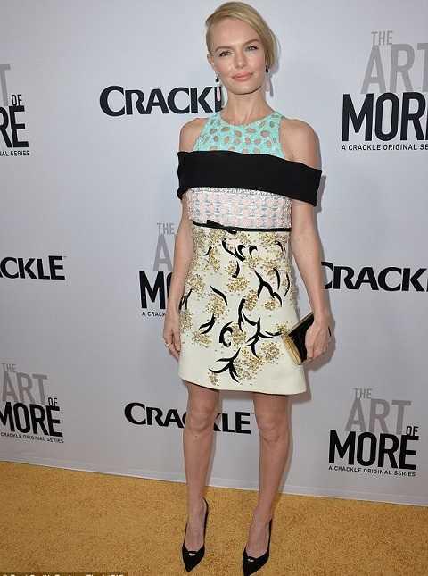 Kate Bosworth nổi bật tại buổi công chiếu