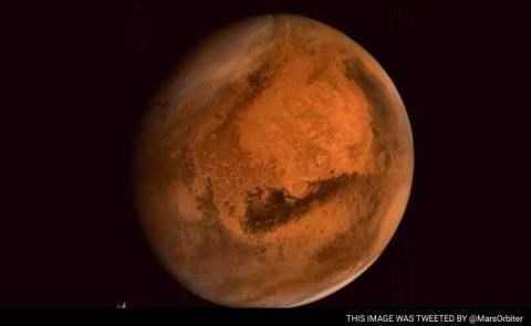 Theo kế hoạch, tàu thăm dò Trung Quốc sẽ có mặt trên sao Hỏa sau 5 năm nữa. Ảnh: NDTV