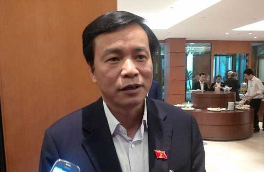 Chủ nhiệm Văn phòng Quốc hội Nguyễn Hạnh Phúc