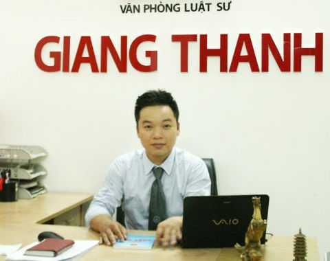 Luật sư Giang Hồng Thanh.