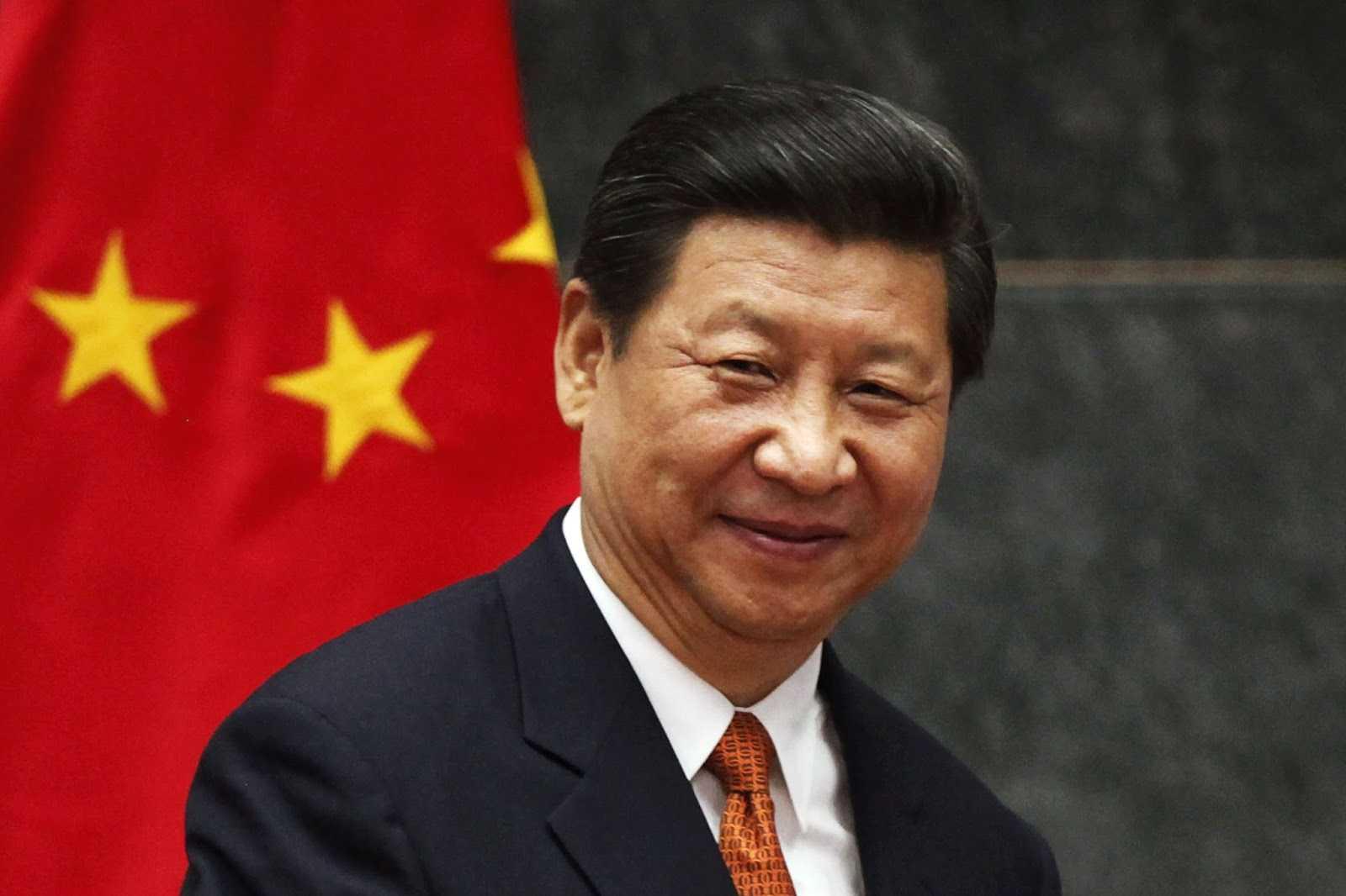 Chủ tịch nước, Tổng bí thư Trung Quốc Tập Cận Bình.