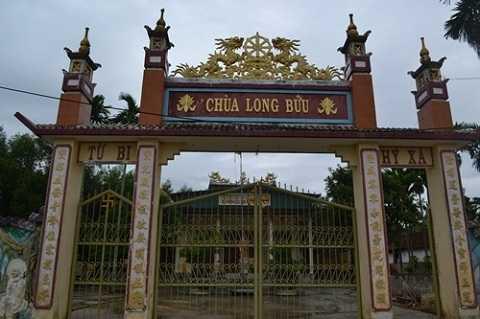 Chùa Long Bửu đã có cách đây hơn 400 năm