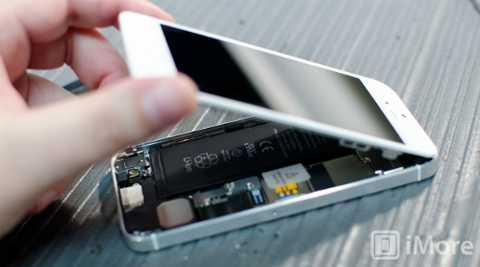 Những chiếc iPhone được nâng cấp bộ nhớ được coi như hàng dựng.