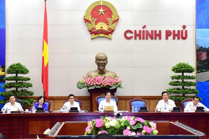 Thủ tướng chủ trì phiên họp đổi mới chiến lược giáo dục-đào tạo