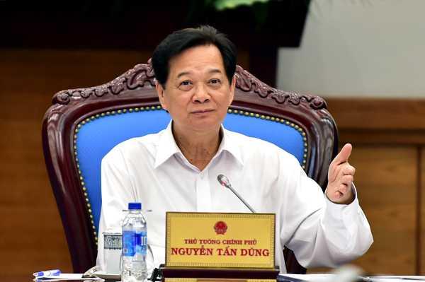 Thủ tướng Nguyễn Tấn Dũng đề nghị phải có phương án hiệu quả nhất cho kỳ thi THPT quốc gia 2016