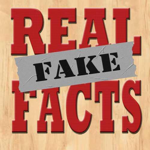 Trước khi kể chuyện, phải phân biệt được đó là sự thật hay bịa đặt.