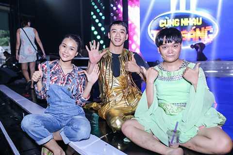 Thuận Nguyễn, Sam, Trịnh Tú Trung là thành viên của đội Ô Kìa.