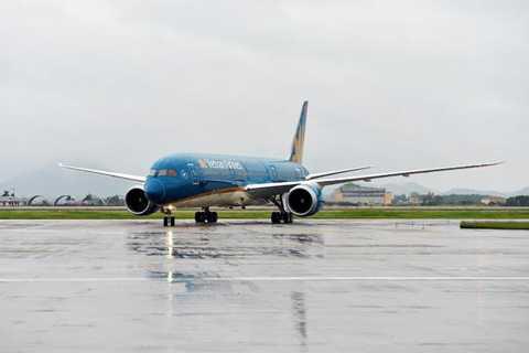 Cục Hàng không Việt Nam yêu cầu các hãng   hàng không dân dụng của Việt Nam trước mắt không lập kế hoạch bay qua   các khu vực có xung đột quân sự tại Trung Đông (ảnh minh họa).