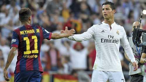 Ronaldo là ngôi sao số 1 của bóng đá thế giới hiện tại