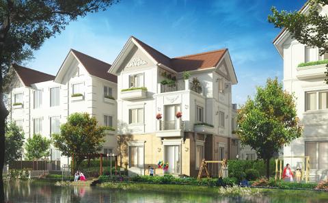 Khu biệt thự Hoa Sữa 10 & 11 đang là tâm điểm của thị trường BĐS Hà Nội với số lượng giới hạn chỉ 48 căn, nội thất hoàn thiện và được mở bán chính thức vào ngày 7/11/2015 tại KĐT Vinhomes Riverside, Hà Nội.