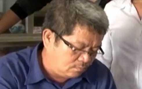Ông Nguyễn Đình Hạp.