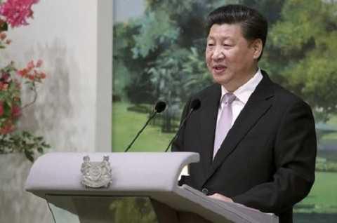 Chủ tịch Trung Quốc Tập Cận Bình ngang nhiên tuyên bố những hòn đảo trên Biển Đông thuộc lãnh thổ Trung Quốc từ thời cổ xưa