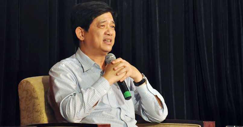 Phó Giám đốc Sở Giáo dục và Đào tạo Hà Nội Phạm Xuân Tiến