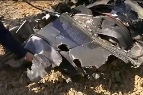 Một lỗ thủng được phát hiện ở trên thân máy bay A321 của Nga