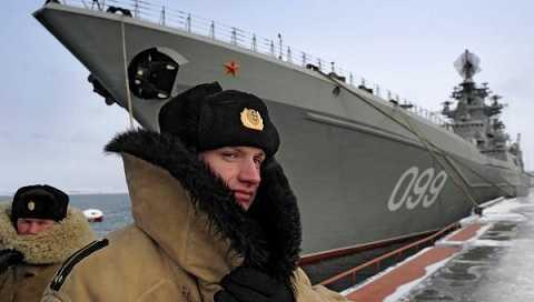 Quân đội Nga đã lên kế hoạch chuẩn bị triển khai những lực lượng hùng hậu tại vùng Bắc Cực