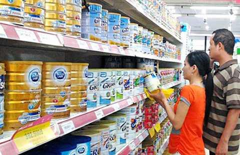 Gia nhập TPP, người tiêu dùng kỳ vọng giá sữa trong nước sẽ giảm
