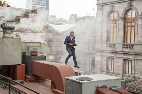 Siêu phẩm mới nhất về 007 có chi phí sản xuất hàng nghìn tỉ đồng.