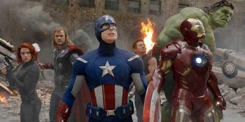 Avengers: Age of Ultron cũng là một bộ phim