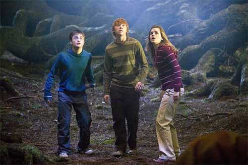 Phần 6 của Harry Potter là bộ phim đắt đỏ nhất.