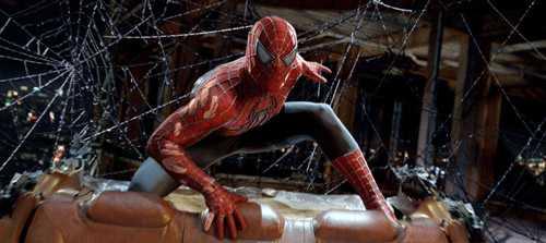 Spider-Man là siêu anh hùng có phần phim đắt nhất.