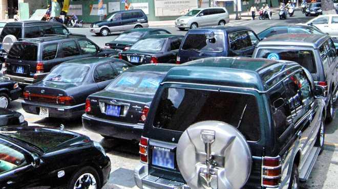 Việc khoán xe công đã được đưa vào nghị quyết của Quốc hội