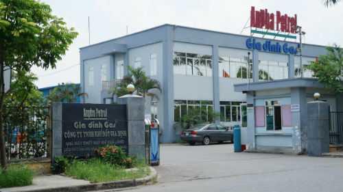Công ty Gas Gia Định - nơi ông Thảo mua bình gas bị bốc cháy.