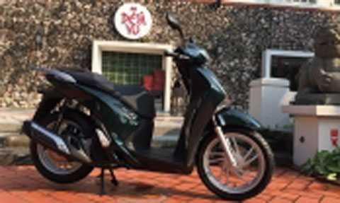 Người Việt mất thêm tiền để mua rủi ro từ Honda SH mới?