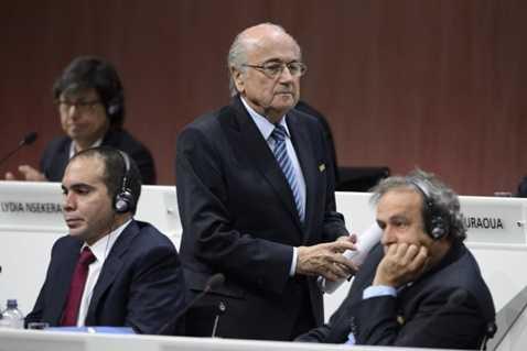 Michel Platini không còn cửa ngồi vào chiếc ghế cao nhất của FIFA