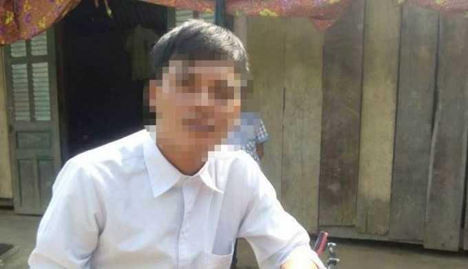 Phạm Chí Thành, người được cho là đã chém em vợ rồi tự tử cùng 2 con