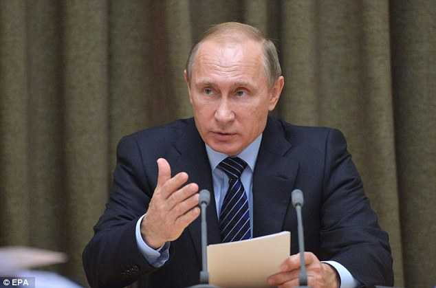 Tổng thống Putin đề nghị điều tra nội bộ vụ scandal doping điền kinh