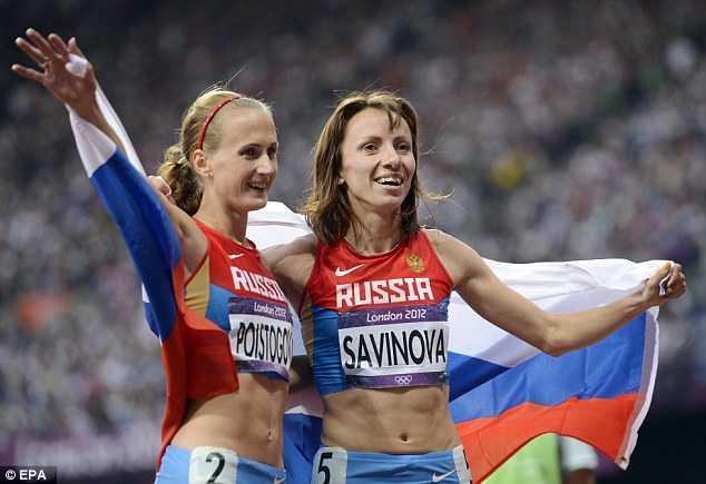 Những huy chương Olympic của Nga bị nghi ngờ