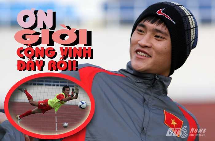 Công Vinh là một trong những cầu thủ giàu nhất VN (Ảnh: Quang Minh)