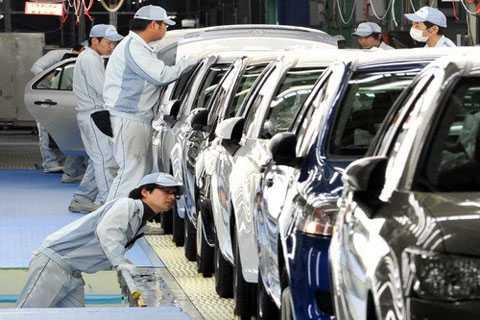Xe xuất xưởng có nguy cơ gặp lỗi cao hơn.