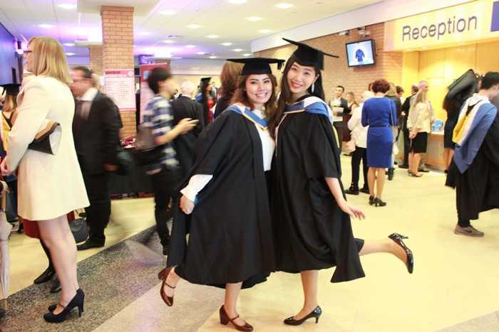 Cô bạn dự định sẽ quay trở về Việt Nam vào tháng 1/2016 và nộp hồ sơ vào một trường đại học ở Hà Nội.