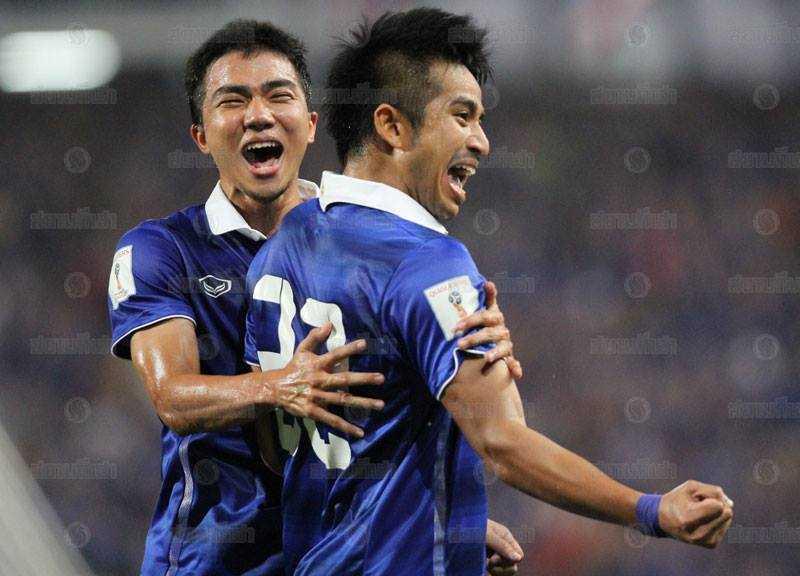 Thái Lan giành chiến thắng ấn tượng