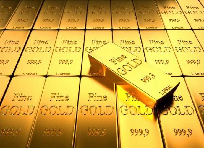 Giá vàng 'đi ngang' cuối tuần sau khi giảm liên tiếp